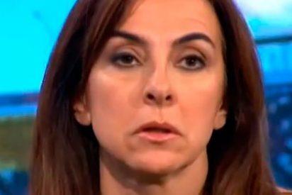 """Carme Barceló pinta la cara al presidente del Betis: """"Has hablado ahora porque se te ha tirado todo el mundo al cuello"""""""