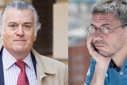 """Santiago González afirma que Bárcenas es """"un pringado"""" al lado de Monedero"""