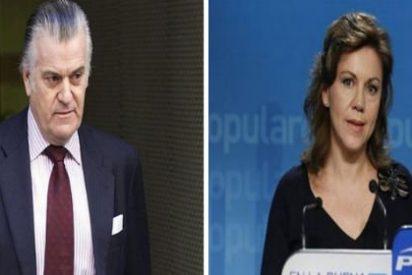 Bárcenas es condenado a pagar 50.000 euros a Cospedal por vulnerar su derecho al honor