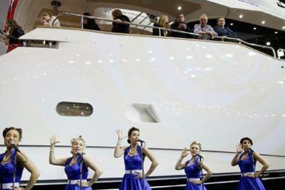El dueño chino del Atlético se compra un barco de 50 millones de euros