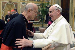 Bertone advierte ante un posible ataque del Estado Islámico contra el Papa