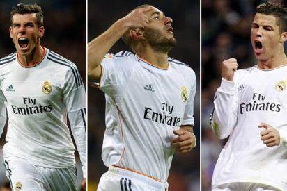 Cristiano Ronaldo tiene hambre de gol y el Real Madrid saldrá a comerse al Schalke