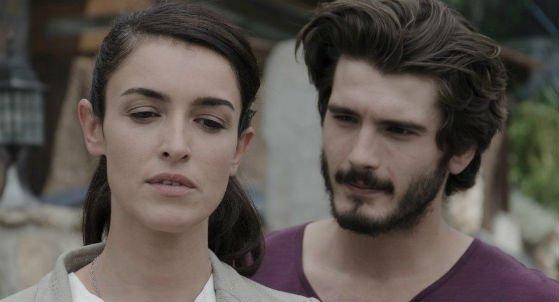 """Blanca Romero y Yon González en """"Bajo Sospecha"""""""