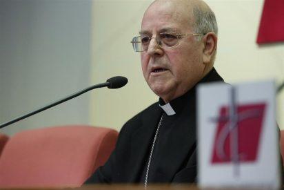 Sáez de Santamaría, Margallo y Fernández Díaz, delegación española al cardenalato de Blázquez