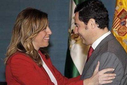 El PP dejaría a Susana gobernar en solitario