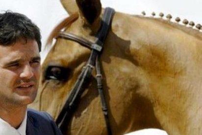 Sancionan al hijo de Bono con seis meses sin competir por dopar a su caballo