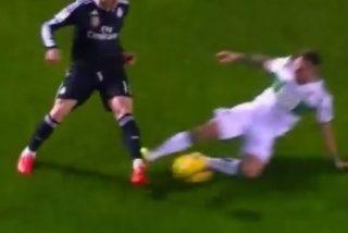 Pide disculpas a Bale por su encontronazo