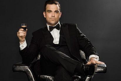 Robbie Williams aterriza en la televisión española este 16 de febrero