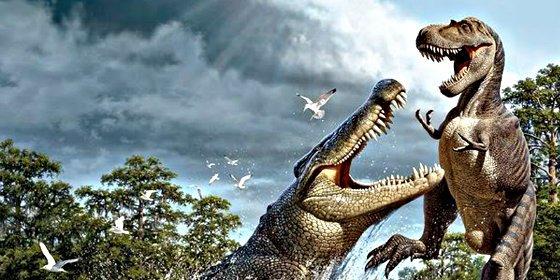 El caimán del Amazonas que era más poderoso que un tiranosaurio