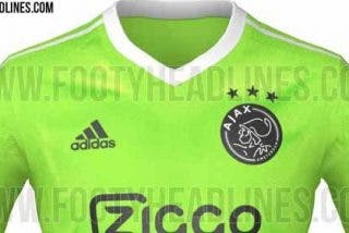El Ajax deja a todos boquiabiertos con el color de su nueva camiseta