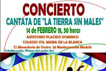 """La """"Tierra Sin Males"""", en Madrid"""