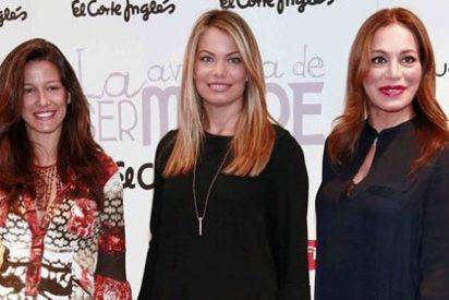 Carla Goyanes, María Jurado, Gema Ruiz e Irene Villa inauguran 'La aventura de ser madre'