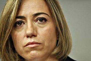 """Carme Chacón sobre Monedero: """"Para no ser casta, tener 400.000 euros no está mal"""""""