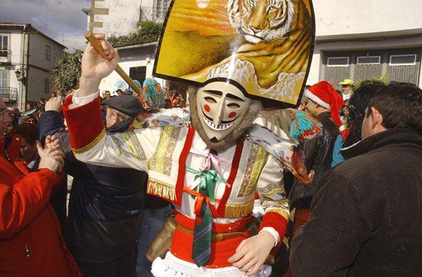 Carnaval, Entroido Galicia - fechas Carnavales
