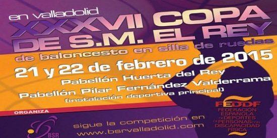 El Mideba disputa este fin de semana en Valladolid la Copa del Rey de Baloncesto en Silla de Ruedas