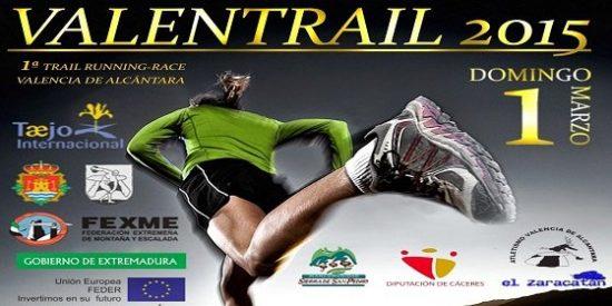 La localidad cacereña de Valencia de Alcántara organiza el I Trail Running-Race