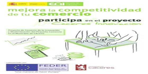 Nuevos talleres de innovación en Cáceres