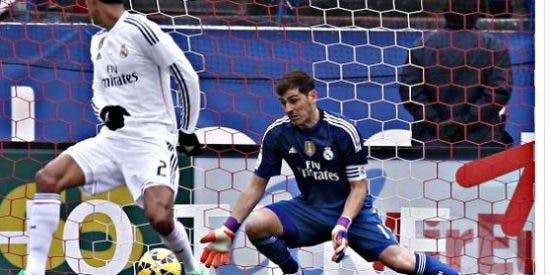 El Real Madrid de 2015 marca la mitad de goles y encaja el doble que el de 2014