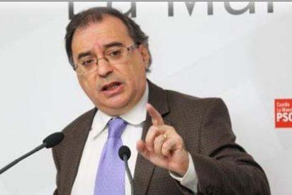 """Fernando Mora (PSOE): """"Nadie generó tanto dolor a nuestra región como Cospedal"""""""