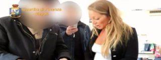El vídeo de cómo le encontraron 24 kilos de cocaína a la exsecretaria de Silvio Berlusconi