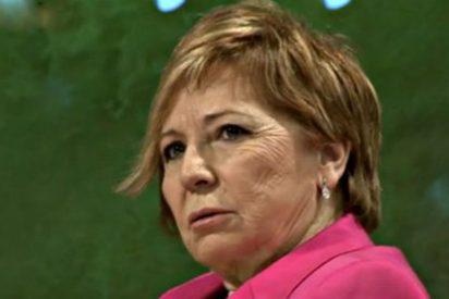 """Celia Villalobos: """"¿Podemos? De jovencitos nada, ¡que Monedero tiene ya 52 tacos!"""""""