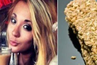 Una joven muere ante su padre tras comerse una barrita de cereales en el gimnasio