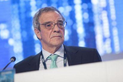 """César Alierta: """"Una tasa de paro del 8% en 2018 es alcanzable en España"""""""