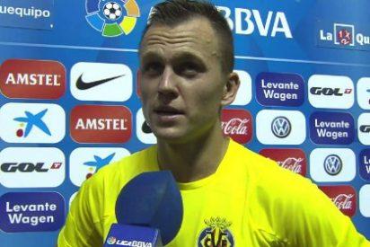 El presidente del Villarreal anuncia que negociará con el Madrid su cesión