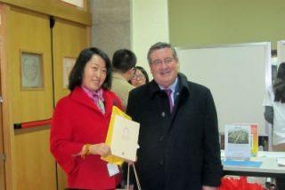 La UPSA celebra el Año Nuevo Chino