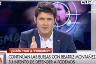 """Cintora pidió """"por favor"""" a Nacho Villa entrar como tertuliano de RTVCM, la autonómica que ahora denigra"""