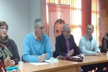 Ciudadanos (C's) de Mérida presenta su recién creada agrupación