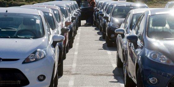 Las empresas disparan el renting de vehículos en el mes de enero