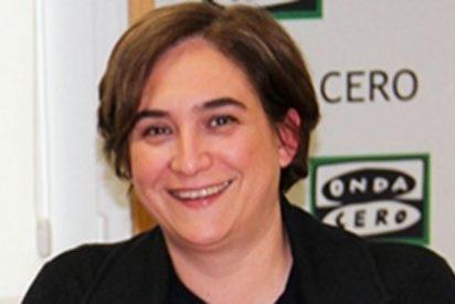 """El doble rasero de Ada Colau: considera que los negocios de Monedero son """"una falta menor"""""""