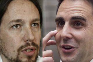 Pablo Iglesias se quiere llevar al huerto a Falciani: ¡le ha ofrecido ir en las listas municipales de Podemos!