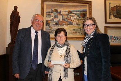 El Comedor Social de Mérida recibe un donativo de 3.000 euros