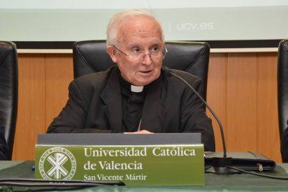 Cañizares clausura el Congreso Internacional Católico de Ciencias de la Salud en la UCV