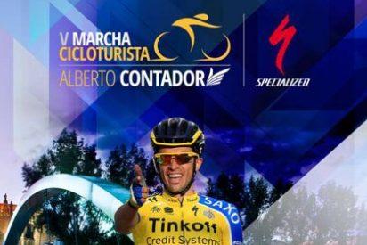 Plasencia acogerá el 2 de mayo de 2015 la V Marcha Cicloturista Alberto Contador
