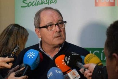 """Cornejo (PSOE): """"Vamos a ganar el presente y el futuro frente a la derecha que pretende ahogar la voz de Andalucía"""""""