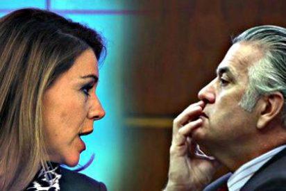 María Dolores Cospedal derrota en toda la línea a Luis Bárcenas