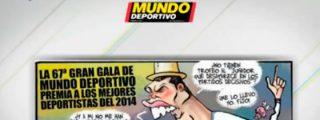 """Álvaro Benito, disgustado con las viñetas ofensivas a CR7 en los diarios culés: """"Me parecen una falta de respeto y hay límites que no se deben pasar"""""""