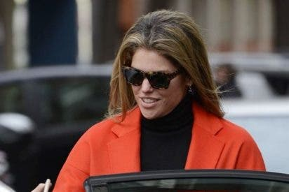 Cristina Valls Taberner, amiga de la reina letizia, comparte su felicidad con su familia