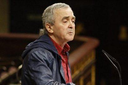 El vómito de Cuadra (Amaiur): acusa al Gobierno de haber estado cómodo con ETA