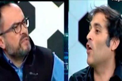 """David Sánchez asegura que el jamás ha criticado a CR7 y Alberto Cuéllar le pone firme: """"Eres un sinvergüenza y un jeta"""""""
