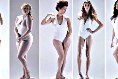 [VÍDEO] La evolución del cuerpo de mujer ideal a lo largo de la historia