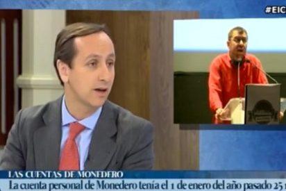 Carlos Cuesta desmonta de un plumazo el engaño de los extractos bancarios de Monedero