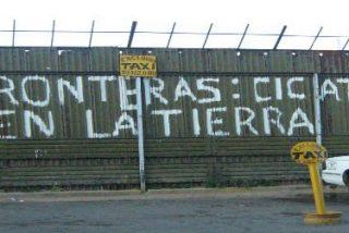 """Las """"cicatrizes"""" de las fronteras"""