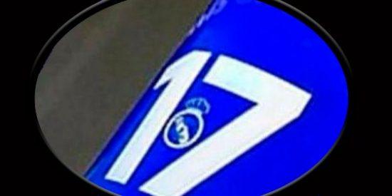 ¡Un jugador de LAOTRALIGA lleva el escudo del Madrid en sus espinilleras!