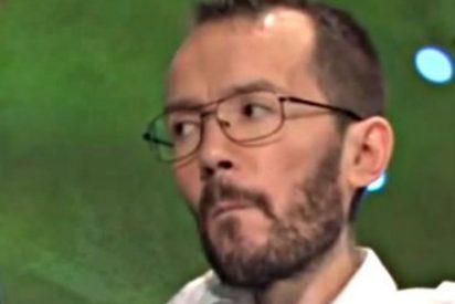 Echenique se 'rebela' contra Pablo Iglesias: