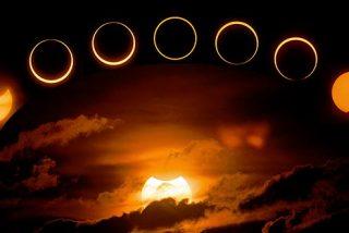 El eclipse de sol del mes de marzo pondrá en riesgo el suministro eléctrico europeo