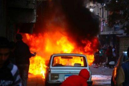 Al menos 22 muertos en enfrentamientos entre ultras y policías en El Cairo